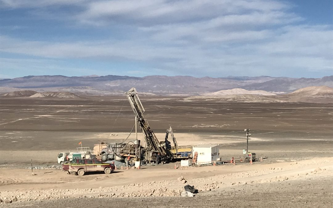 Pampa Metals Reports Drilling Results Indicative of a Porphyry System at its Cerro Buenos Aires Project in Chile